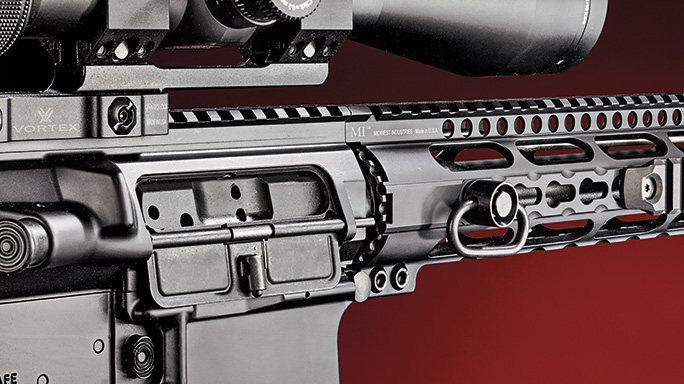 Test Windham Weaponry R16SFST-308 Rifle bolt