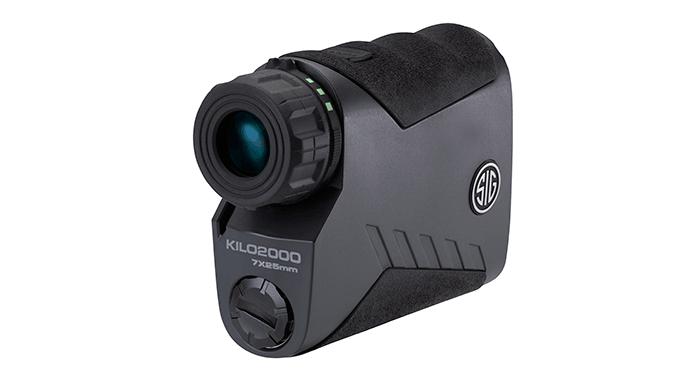Sig Sauer KILO2000 Rangefinder right