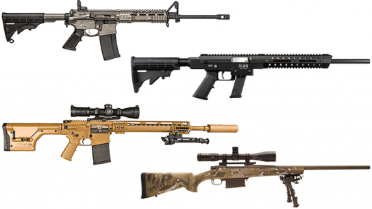 24 New Rifles To Handle Any Mission