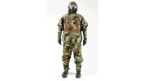 Natick Self-Healing Protective Clothing