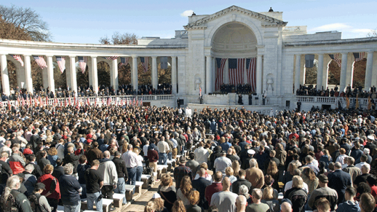 National Veterans Day Observance 2015