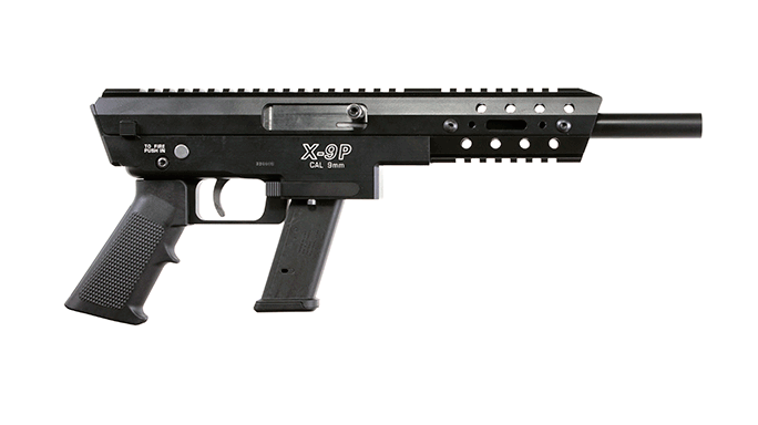 New Pistols 2015 Excel Arms X-9P