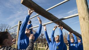 Officer Candidate School obstacle course
