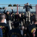 Officer Candidate School training exercise