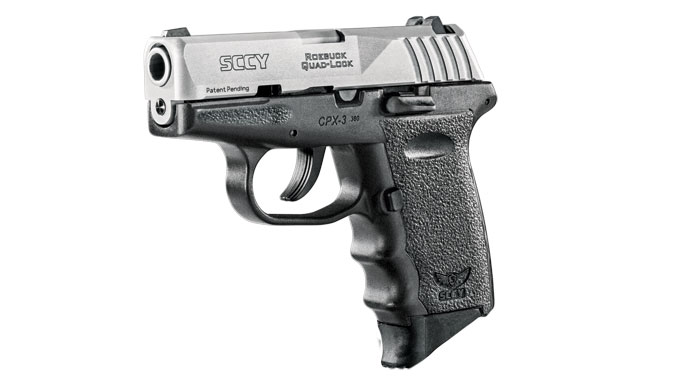 SCCY CPX-3, CPX-3, SCCY CPX-3 pistol, CPX-3 pistol, CPX-3 handgun