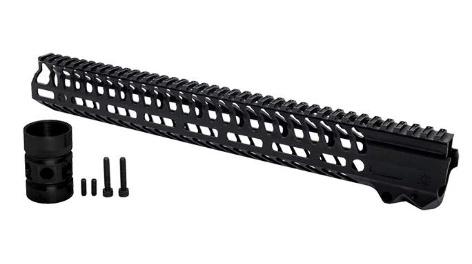 Seekins Precision NOXs Handguard parts