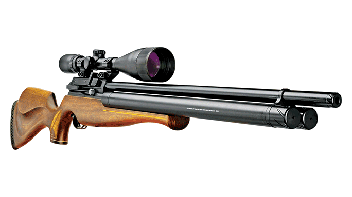 Air Assault: 10 of the Most Powerful Airguns