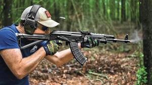 Destructive Devices Industries DDI-47 Rifle field