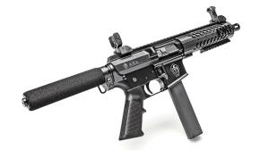 11 Megapistols ASA 7.5 Side Charging Pistol