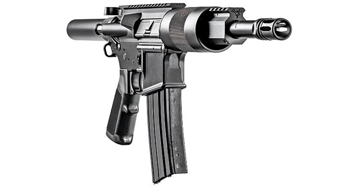 11 Megapistols DoubleStar AR Pistol