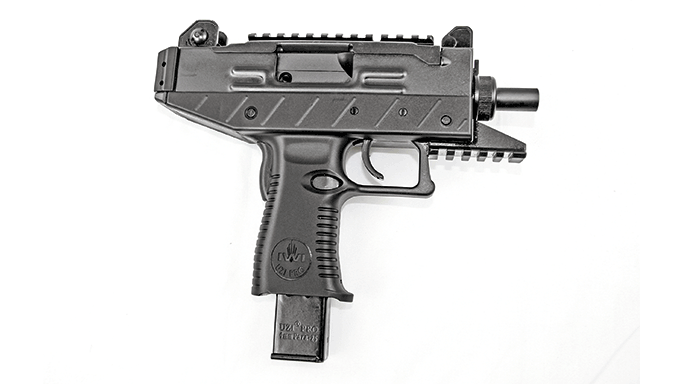 11 Megapistols IWI Uzi Pro Pistol