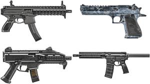 Handgun Roundup: 11 Maximized Megapistols