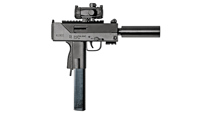 11 Megapistols MasterPiece MPA10SST