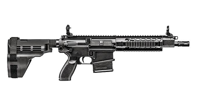 11 Megapistols Sig Sauer P716 Pistol