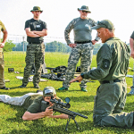 Mile Long-Range Shooting class