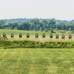 Mile Long-Range Shooting targets