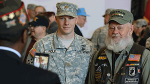 Vietnam Veterans Day 2015 Fort Riley