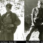 Veteran Harold D. Wright duo