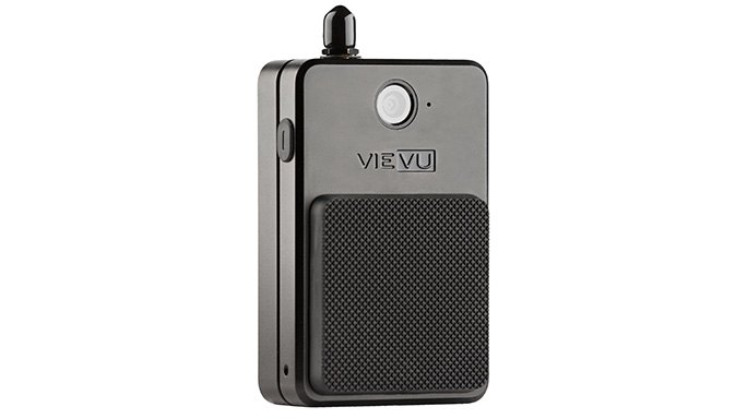 VIEVU Unveils 3 New Products For Law Enforcement reup