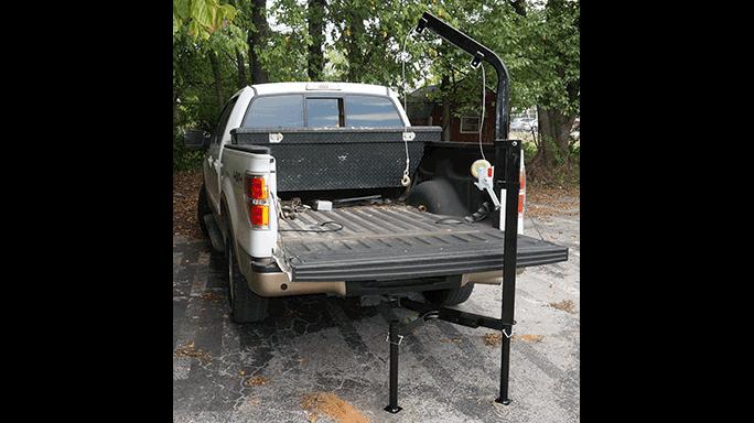 Viking Solutions Rack Jack Magnum setup
