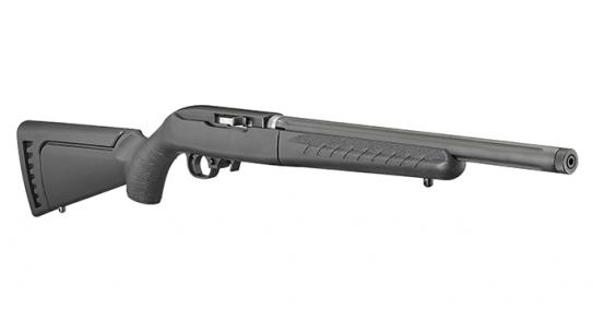 Ruger 10/22 Takedown Rifle Target Barrel lead