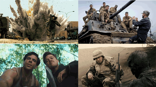 Top 10 Military Movies of the Last Decade
