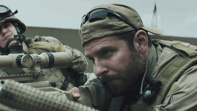 Top 10 Military Movies Last Decade American Sniper
