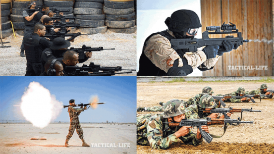 8 'Guns of the Elite' From SPECIAL WEAPONS 2015