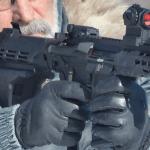 2015 roundup Armalite M15P6 5.56 NATO field