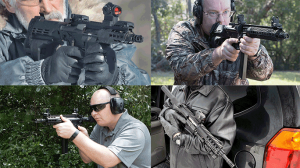 5 Best AR Megapistols From COMBAT HANDGUNS in 2015