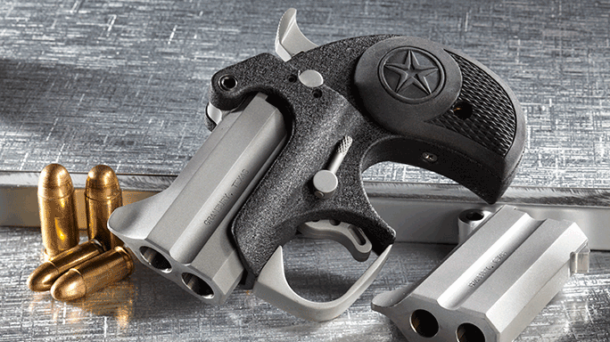 Combat Handguns 2015 BOND ARMS BACKUP