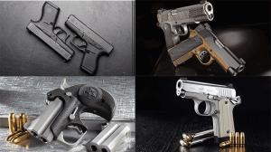 10 Best Pocket Pistols From COMBAT HANDGUNS In 2015