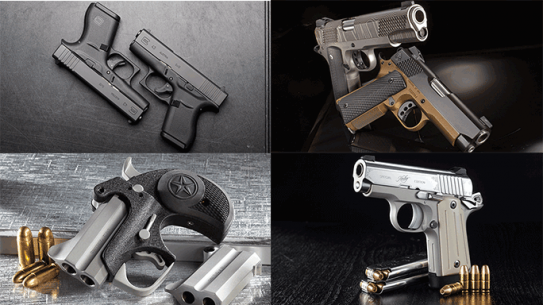 10 Best Pocket Pistols From COMBAT HANDGUNS In 2015