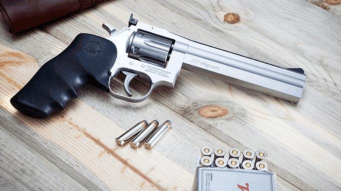 2015 revolvers Dan Wesson Model 715 - .357 Magnum