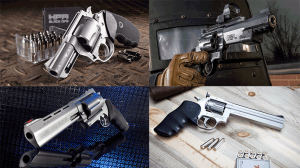 8 Can't-Miss Revolvers From COMBAT HANDGUNS in 2015