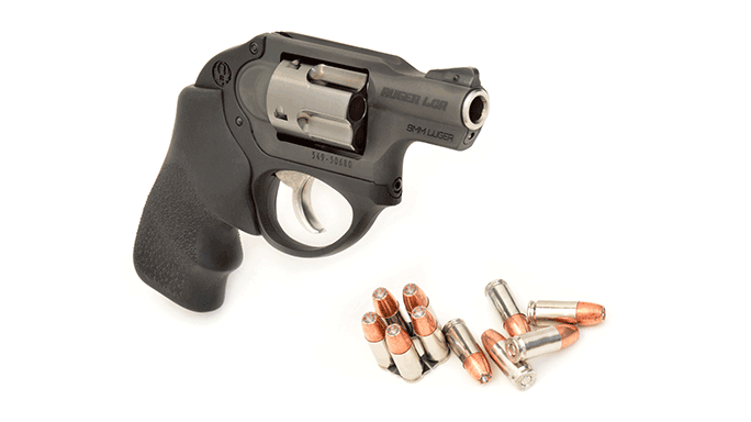 2015 revolvers Ruger LCR 9mm
