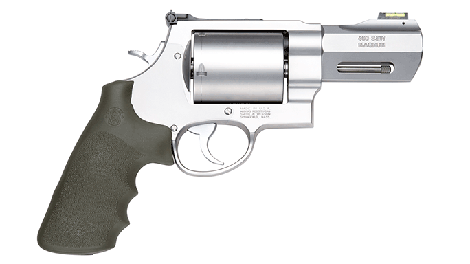 2015 revolvers Smith & Wesson Model 460 XVR .460 Magnum
