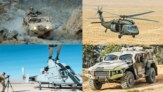 Top 19 Combat Vehicles From Special Weapons Magazine in 2015