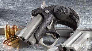 Bond Arms Backup, bond arms, bond arms backup derringer, backup derringer, bond arms backup beauty
