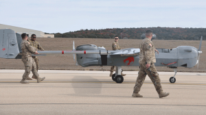 U.S. Army Retires Hunter Unmanned Aircraft System
