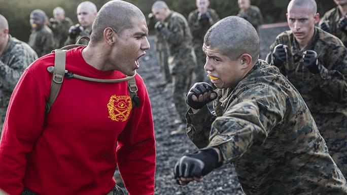 Bravo Company Marine Corps Martial Arts Program