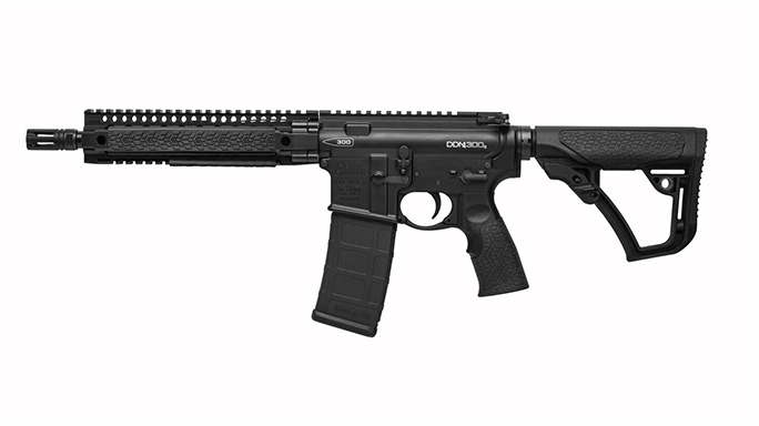 Daniel Defense DDM4 300S Short Barreled Rifle left