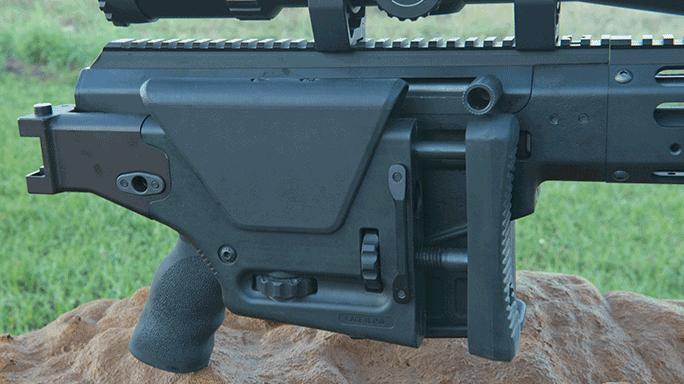 Video Alexander Arms .338 Lapua Ulfberht stock
