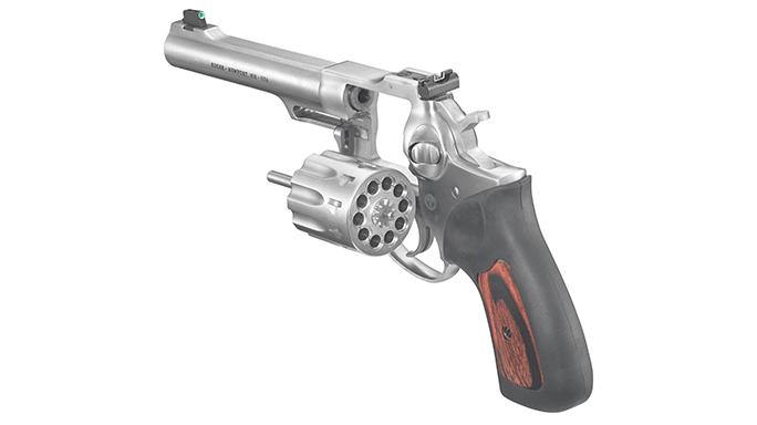 Ruger GP100 Revolver .22 LR load