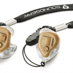 Hearing Protection SoundGear Custom Silver Level
