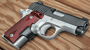 Kimber Micro Crimson Carry lead