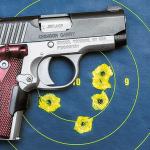 Kimber Micro Crimson Carry target