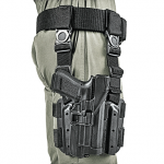 Tactical Products BLACKHAWK SERPA LEVEL 3 LIGHT BEARING HOLSTER