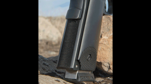 Jesse James Firearms Unlimited Cisco 1911 handgun housing