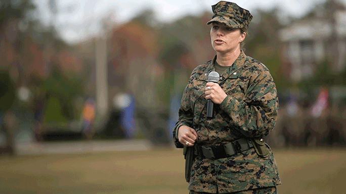 Lauren Edwards Marines Engineer Battalion